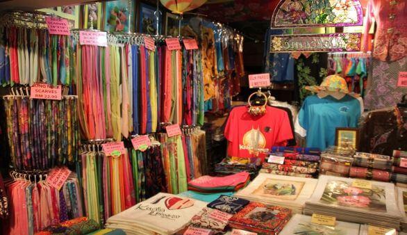 Central Markt in Kuala Lumpur