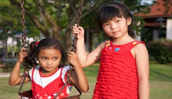 Kinder in Kedah
