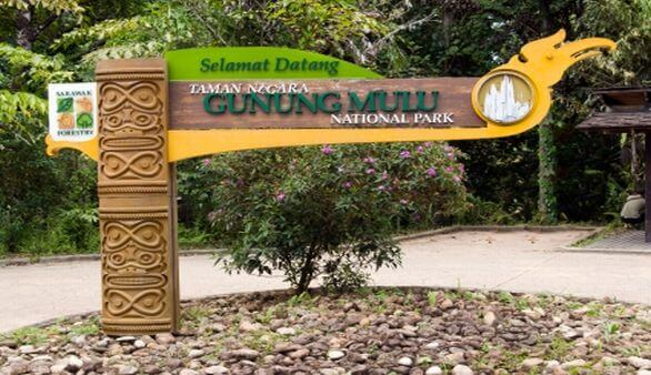 Nationalpark Gunung Mulu