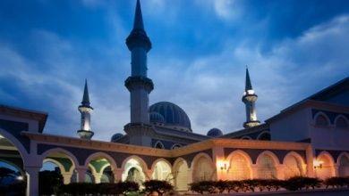 Masjid Negeri in Kuantan