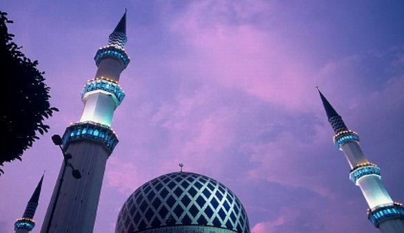 Sultan Salahuddin Abdul Aziz Shah Moschee