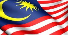 Flagge Malaysias