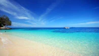 Strand auf Terengganu