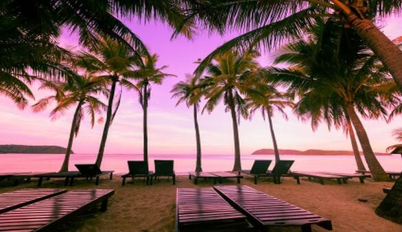 Strand in Malaysia